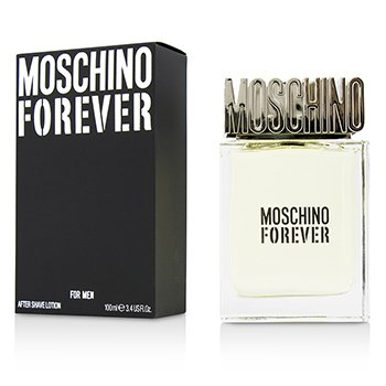 Moschino Forever After Shave Lotion - Losion Setelah Bercukur  100ml/3.4oz