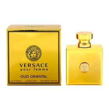 Versace Oud Oriental Eau De Parfum Spray  100ml/3.4oz