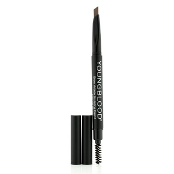 Youngblood Brow Artiste Sculpting Pencil - # Natural Brunette # Natural Brunette  0.25g/0.008oz