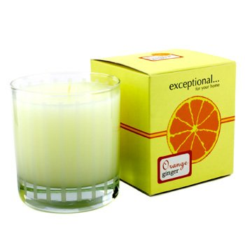 Exceptional Parfums Fragrance Candle - Orange Ginger  227g/8oz