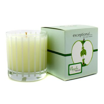 Exceptional Parfums Fragrance Candle - Apple Wood  227g/8oz