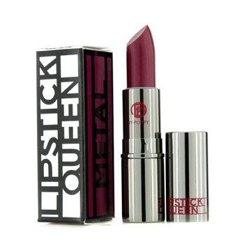 Lipstick Queen The Metal Ruj - # Wine Metal (Roşu de Burgundia Intens Metalic)  3.8g/0.13oz