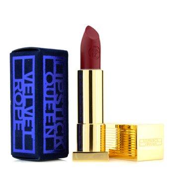 Lipstick Queen Velvet Rope Ruj - # Brat Pack (Roşu Veritabil)  3.5g/0.12oz