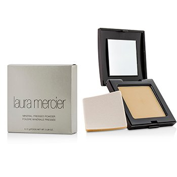 Laura Mercier Mineral Pressed Powder - Natural Beige  8.1g/0.28oz
