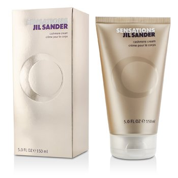 Jil Sander Sensations Cashmere Cream  150ml/5oz