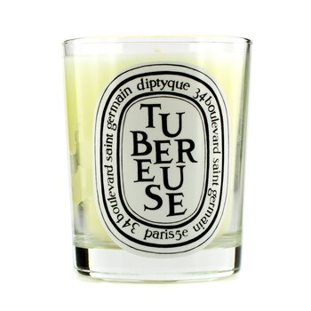 Diptyque Scented Candle - Tubereuse (Tuberose)  190g/6.5oz