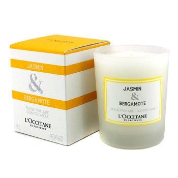 L'Occitane Jasmin & Bergamote Scented Candle  190g/6.6oz