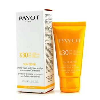 Payot Les Solaires Sun Sensi - Crema Facial Protectora Anti Edad SPF 30  50ml/1.6oz