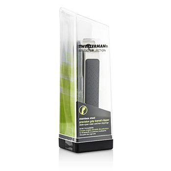 Tweezerman Precision Grip Toenail Clipper (Studio Collection)
