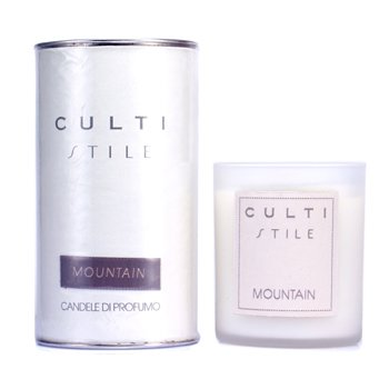 Culti Stile Scented Candle - Mountain  190g/6.71oz