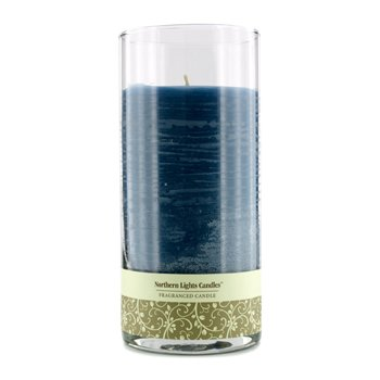 Northern Lights Candles Fragranced Candle - Fresh Linen  7.5 inch