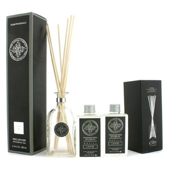 The Candle Company Reed Diffuser with Essential Oils - Ginger Lily  200ml/6.76oz