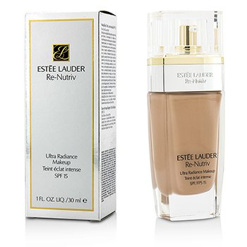 Estee Lauder ReNutriv Ultra Radiance Maquillaje Con SPF 15 - # Pebble (3C2)  30ml/1oz