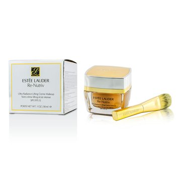 Estee Lauder ReNutriv Ultra Radiance Lifting Creme Makeup SPF15 - # Pebble (3C2)  30ml/0.1oz
