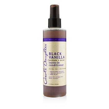 Carol's Daughter Black Vanilla Moisture & Shine Leave-In Conditioner (For Dry, Dull & Brittle Hair)  236ml/8oz