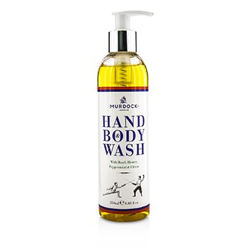 Murdock Original Hand & Body Wash  250ml/8.8oz