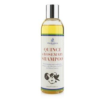 Murdock Quince & Rosemary Shampoo  250ml/8.8oz