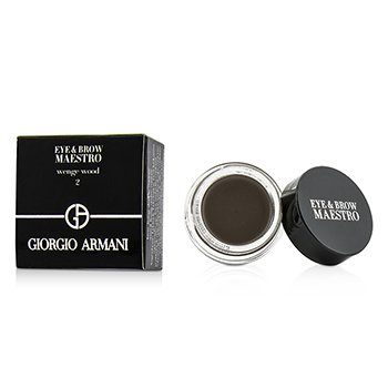 Giorgio Armani Eye & Brow Maestro - # 2 Wenge Wood  5g/0.17oz