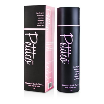 Petitco Vitamin Oil Bubble Cleanser  130g/4.58oz