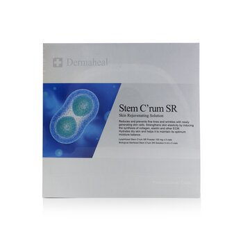 Dermaheal Stem C'rum SR Skin Rejuvenating Solution  5 Applications