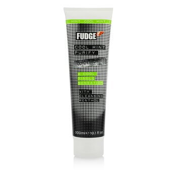 Fudge Cool Mint Purify Acondicionador (A Cool Tingle Sensation)  300ml/10.1oz
