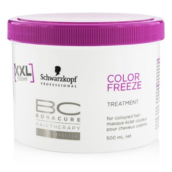 Schwarzkopf BC Color Freeze Treatment (For Coloured Hair)  500ml/16.9oz