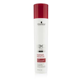Schwarzkopf BC Repair Rescue Deep Nourishing Shampoo (Vahingoittuneille)  250ml/8.4oz