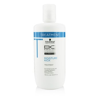 Schwarzkopf BC Moisture Kick Treatment (Cabelo Normal & Seco)  750ml/25.5oz
