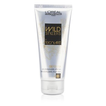 L'Oreal Professionnel Wild Styles by Tecni.Art Depolish Destructuring Paste (Rough Effect)  100ml/3.3oz