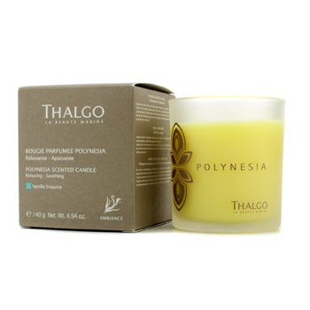 Thalgo La Beaute Marine Polynesia Lumânare Parfumată - Vanile Exquise  140g/4.94oz