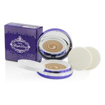 Ottie Purple Dew Essence Base - #23 Nude Beige  14g/0.47oz