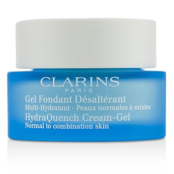 Clarins HydraQuench Крем-Гель (для Нормальной и Комбинированной Кожи; Без Коробки)  50ml/1.7oz