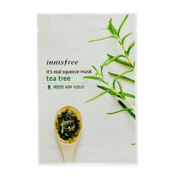 Innisfree It's Real Squeeze Mască - Tea Tree  10pcs