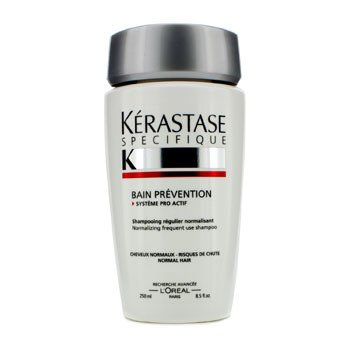Kerastase Specifique Bain Prevention Frequent Use Shampoo ( Normal na Buhok )  250ml/8.5oz