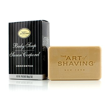 The Art Of Shaving Body Soap - Unscented - Sabun untuk Tubuh  198g/7oz