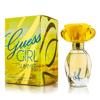Guess Guess Girl Summer Eau De Toilette Spray  30ml/1oz