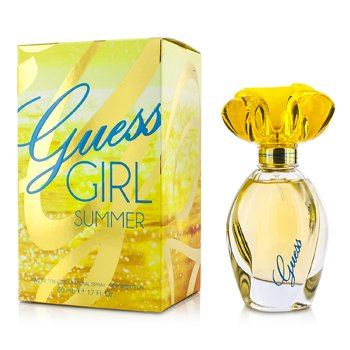 Guess Guess Girl Summer Eau De Toilette Spray  50ml/1.7oz