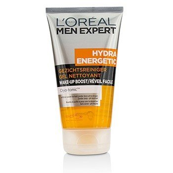 ロレアル Men Expert Hydra Energetic Wake-Up Boost Cleansing Gel  150ml/5oz