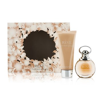 Van Cleef & Arpels Reve Coffret: Eau De Parfum Spray 50ml/1.7oz + Loción Corporal 100ml/3.3oz  2pcs