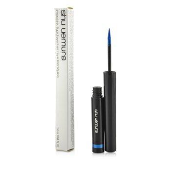Shu Uemura Metal Ink Delineador de Ojos Líquido - #Me Blue  1.4ml/0.04oz
