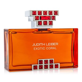 Judith Leiber Exotic Coral Eau De Parfum Spray  40ml/1.3oz