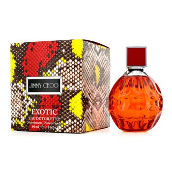 Jimmy Choo Exotic Eau De Toilette Spray (Edición 2014)  60ml/2oz