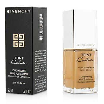 Givenchy Teint Couture Base Fluida Larga Duración Con SPF20 - # 8 Elegant Amber  25ml/0.8oz