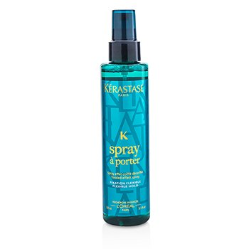 Kerastase Spray Styling Spray A Porter Tousted Effect (Fixação Flexível)   150ml/5.1oz