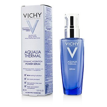 Vichy Aqualia Thermal Dynamic Hydration Power Serum - סרום לחות דינאמי  30ml/1oz