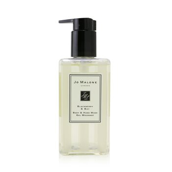 Jo Malone Blackberry & Bay Limpiador de Manos y Cuerpo (Con Dispensador)  250ml/8.5oz