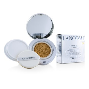 Lancome Miracle Cushion Liquid Cushion Kompakt SPF 23 - # 01 Saf Porselen  14g/0.51oz