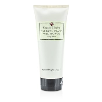 Crabtree & Evelyn Caribbean Island Wild Flowers Exfoliante Corporal  175g/6.1oz