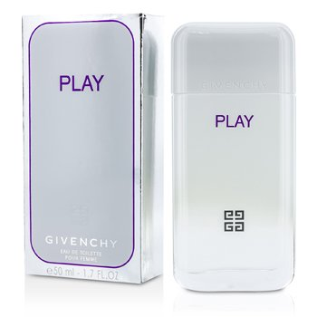 Givenchy Play For Her Eau De Toilette Spray  50ml/1.7oz