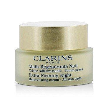 Clarins Creme Noturno Rejuvenescedor Extra-Firming - Todos Tipos de Pele (Sem Caixa)  50ml/1.7oz
